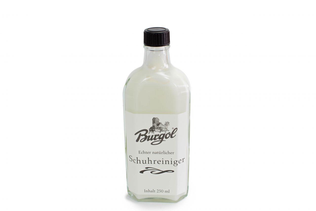 Schuhreiniger Glasflasche 250 ml